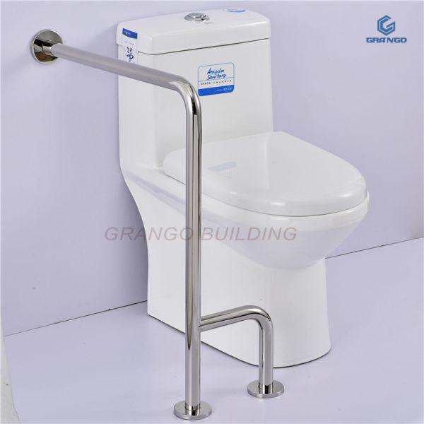 Stainless Steel Handicapped Toilet Grab, Handicap Bars For Bathroom